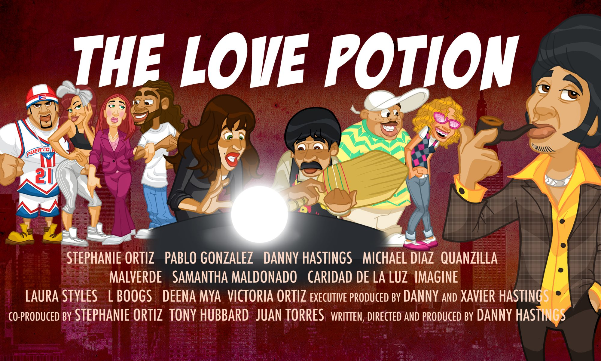 TheLovePotionMovie